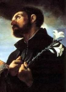 [Saint Francis Xavier]