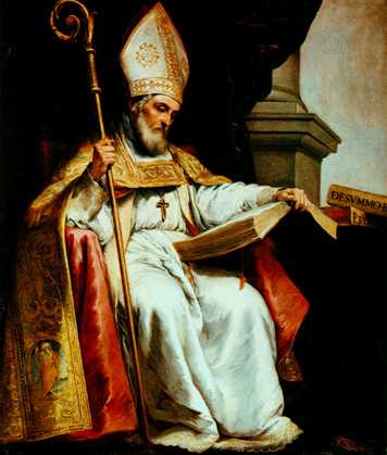 [Saint Isidore of Seville]