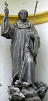 [Saint Magnus of Fussen]