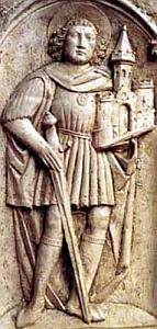 sveti Sekund - mučenec