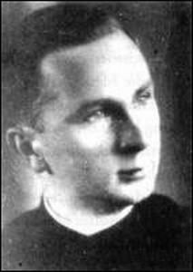photograph of Blessed Gerhard Hirschfelder, date unknown, photographer unknown; swiped off the Dawne Klodzko web site