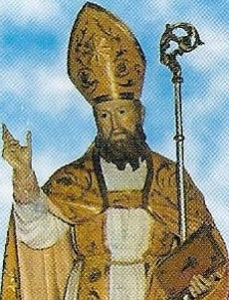 Saint Symmachus of Capua