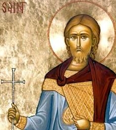 Saint Alban of Britain