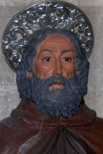 photo of the religuary of Blessed Conrad of Molfetta