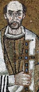 Saint Maximian of Ravenna