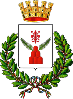 coat of arms for Monte San Savino, Italy