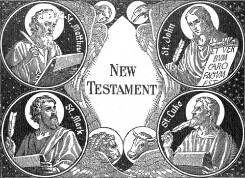 My Bible History - New Testament