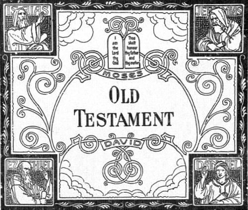 My Bible History - Old Testament