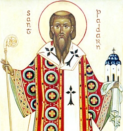 Saint Patern of Wales