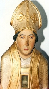 reliquary of Saint Peter of Tarentaise