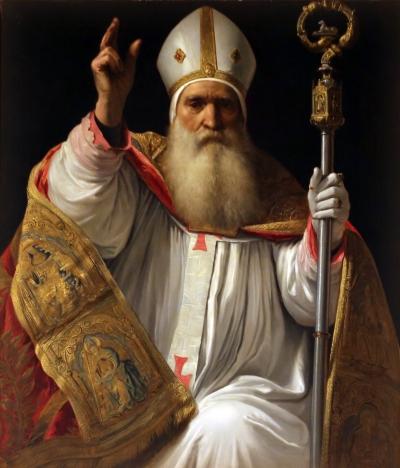 Saint Zanobius