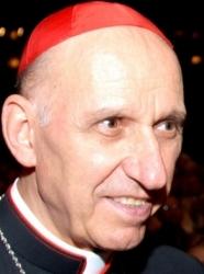 Cardinal Severino Poletto