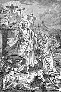 Christ Leaving the Tomb