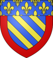 coat of arms for Abbeville, France
