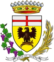 coat of arms for Acqui Terme, Italy