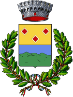 coat of arms for Aggius, Italy