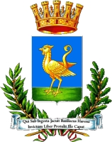 coat of arms for Aversa, Italy