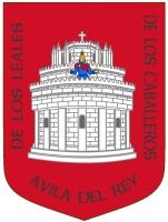 coat of arms for Avila, Spain