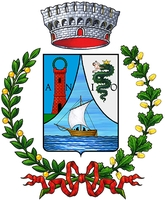 coat of arms for Bellano, Italy
