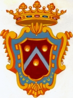 coat of arms for Cagli, Italy