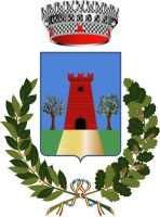 coat of arms for Cuglieri, Italy