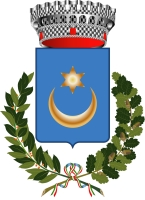 coat of arms for Goriano Sicoli, Italy