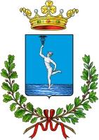 coat of arms for Mercogliano, Italy