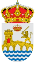 coat of arms for Orense, Spain