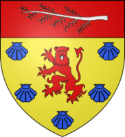 coat of arms for Saint-Mars-la-Jaille, France