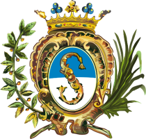 coat of arms for Saluzzo, Italy