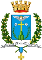coat of arms for Sarsina, Italy
