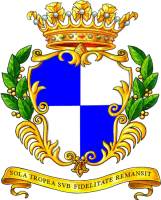 coat of arms for Tropea, Italy