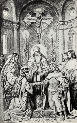 The Marriage of Saint Elizabeth