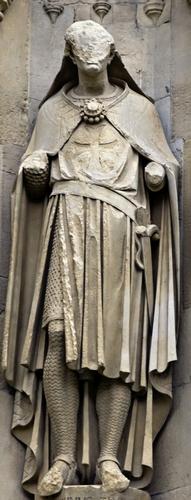 Archbishop Baldwin of Canterbury