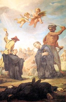 Augustinian Martyrs of Japan
