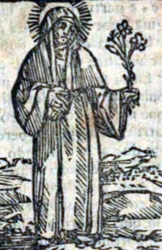 Blessed Alessandrina of Foligno