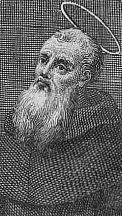 blaženi Andrej Dotti de Burgo Sancti Sepulcri - duhovnik in redovnik