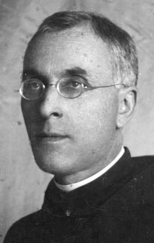 Blessed Antolín Pablos Villanueva