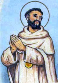 Blessed Antonio de Agramunt; swiped from Santi e Beati
