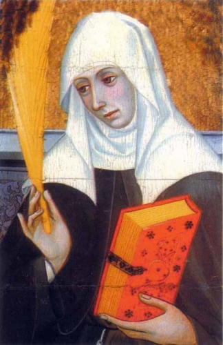 Blessed Delphine of Glandèves