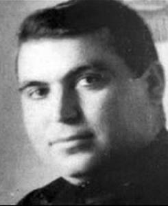 Blessed Gregorio Martos Muñoz