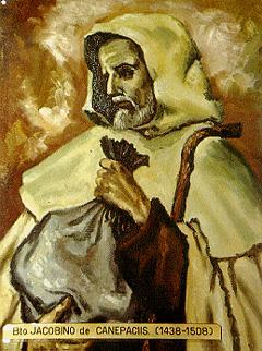 Blessed Jacobinus de Canepaci