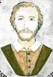 Blessed John Ingram; swiped from Santi e Beati