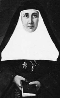 Blessed María Rafols Bruna