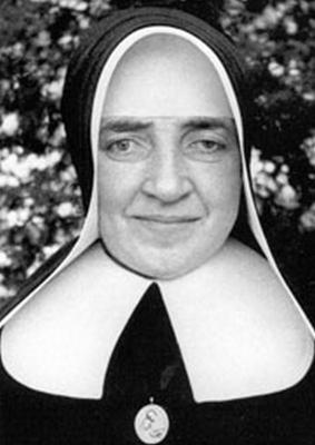 Blessed Maria Euthymia Üffing