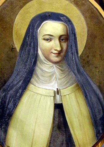 Blessed Mary Fontanella