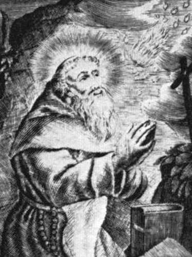 Father Özséb of Esztergom