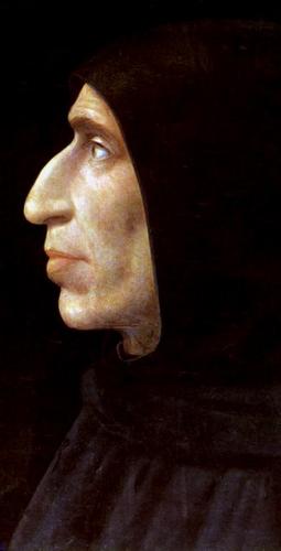 Father Girolamo Savonarola