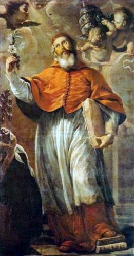 Pope Saint Damasus