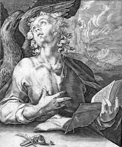 Saint John, Apostle and Evangelist